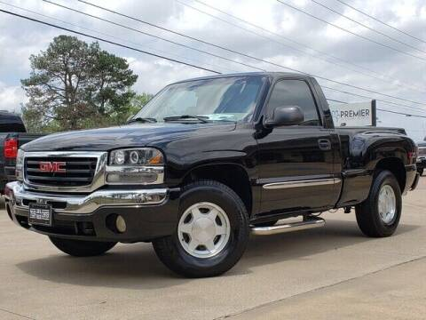 2004 GMC Sierra 1500 for sale at Tyler Car  & Truck Center in Tyler TX