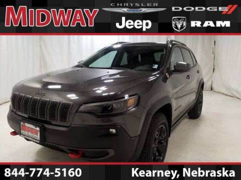 2021 Jeep Cherokee for sale at MIDWAY CHRYSLER DODGE JEEP RAM in Kearney NE