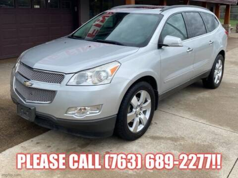 2009 Chevrolet Traverse for sale at Affordable Auto Sales in Cambridge MN