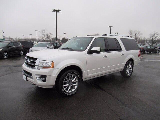 2017 Ford Expedition EL for sale in Burlington, NJ