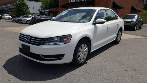 2012 Volkswagen Passat for sale at A & A IMPORTS OF TN in Madison TN
