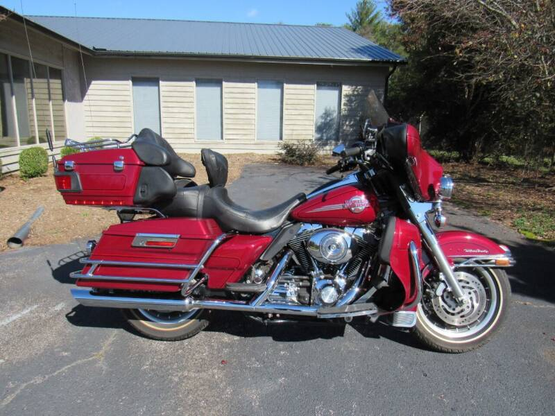 2006 Harley-Davidson Ultra Classic for sale at Blue Ridge Riders in Granite Falls NC