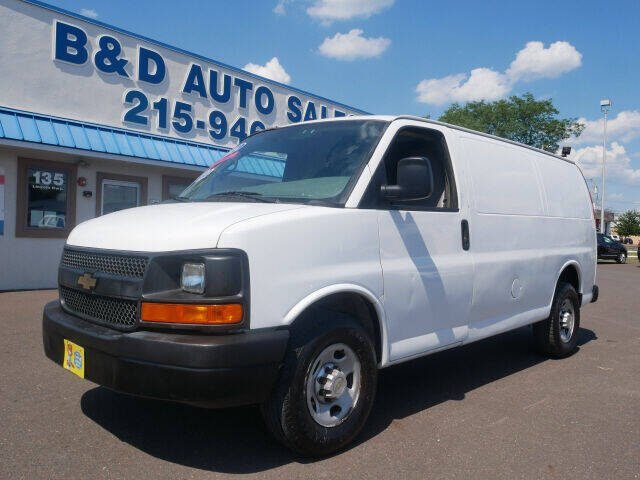 2014 Chevrolet Express Cargo for sale at B & D Auto Sales Inc. in Fairless Hills PA
