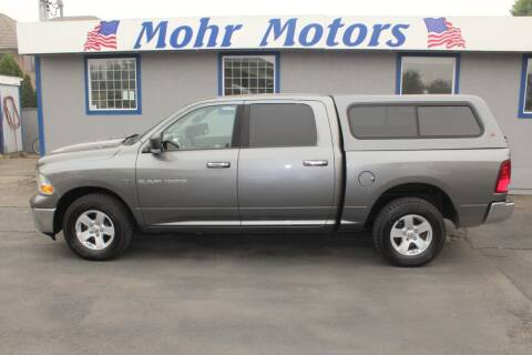 2011 RAM Ram Pickup 1500 for sale at Mohr Motors in Salem OR