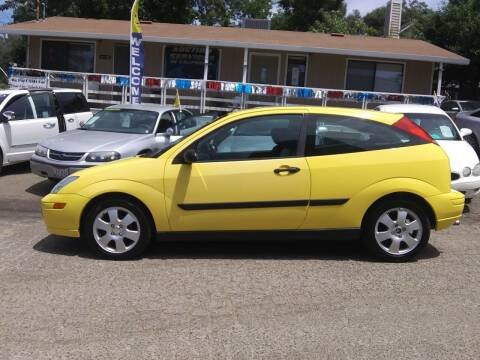 2001 Ford Focus for sale at AUCTION SERVICES OF CALIFORNIA in El Dorado CA