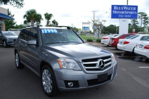 2012 Mercedes-Benz GLK for sale at BlueWater MotorSports in Wilmington NC