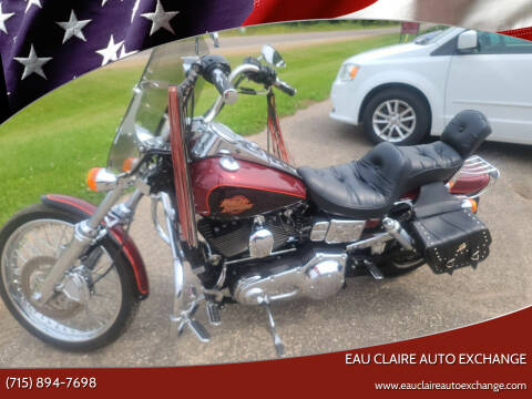 2000 Harley-Davidson Wide-Glide for sale at Eau Claire Auto Exchange in Elk Mound WI