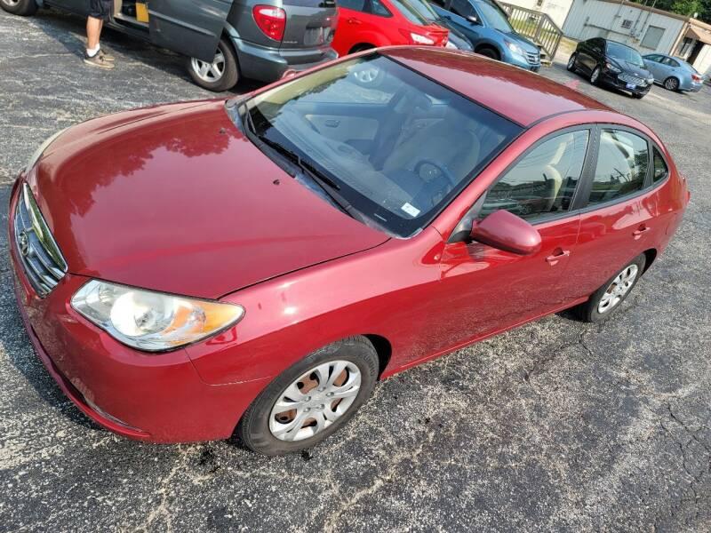 2010 Hyundai Elantra for sale at BHT Motors LLC in Imperial MO