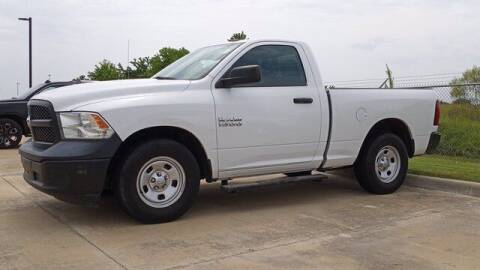 2016 RAM Ram Pickup 1500 for sale at BIG STAR HYUNDAI in Houston TX