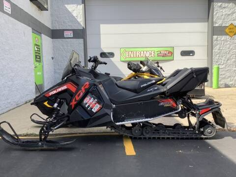 2018 Polaris 800 RUSH® XCR for sale at Road Track and Trail in Big Bend WI
