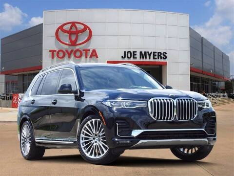 2021 BMW X7 for sale at Joe Myers Toyota PreOwned in Houston TX