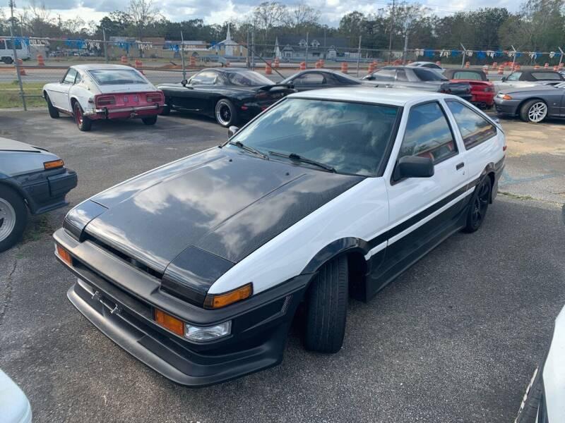 1986 Toyota Corolla for sale in Pensacola, FL