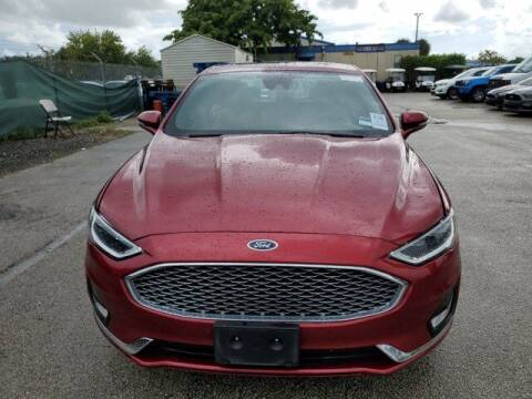2019 Ford Fusion for sale at Auto Finance of Raleigh in Raleigh NC