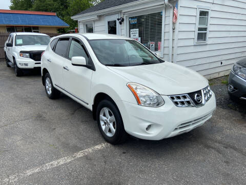 2013 Nissan Rogue for sale at SuperBuy Auto Sales Inc in Avenel NJ
