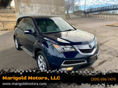 2010 Acura MDX for sale at Marigold Motors, LLC in Pekin IL