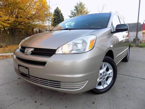 2004 Toyota Sienna for sale at A1 Group Inc in Portland OR