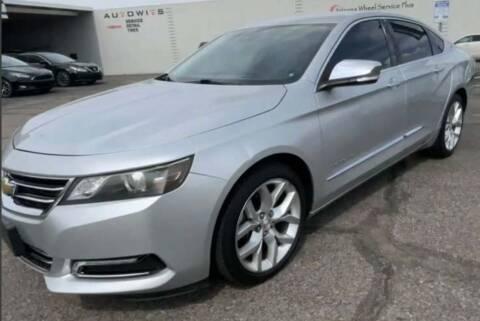 2014 Chevrolet Impala for sale at Boktor Motors in Las Vegas NV