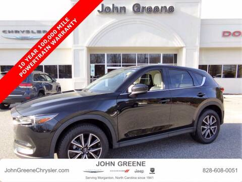 2017 Mazda CX-5 for sale at John Greene Chrysler Dodge Jeep Ram in Morganton NC