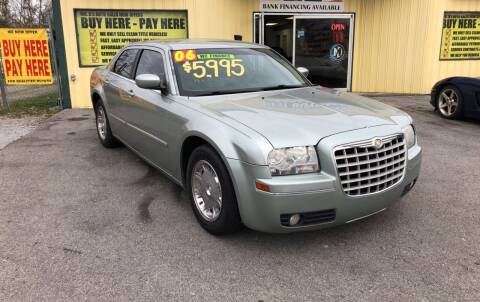 2006 Chrysler 300 for sale at Mr. G's Auto Sales in Shelbyville TN
