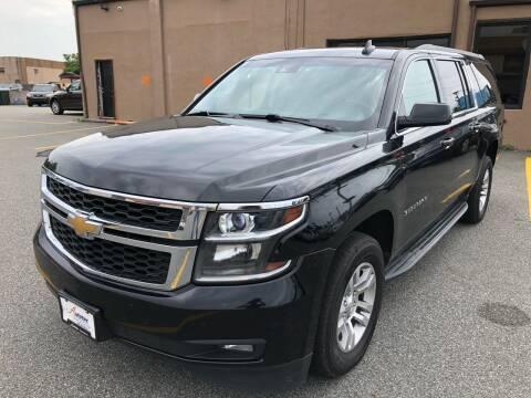 2016 Chevrolet Suburban for sale at MAGIC AUTO SALES - Magic Auto Prestige in South Hackensack NJ