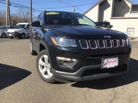 2018 Jeep Compass for sale at PAYLESS CAR SALES of South Amboy in South Amboy NJ