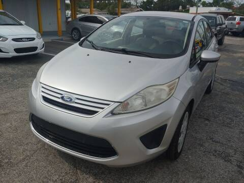 2011 Ford Fiesta for sale at Autos by Tom in Largo FL