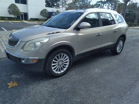 2009 Buick Enclave for sale at Low Price Auto Sales LLC in Palm Harbor FL