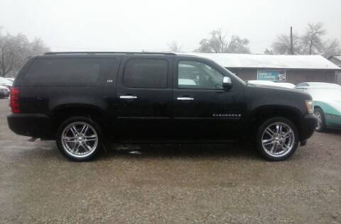 2008 Chevrolet Suburban for sale at BRETT SPAULDING SALES in Onawa IA