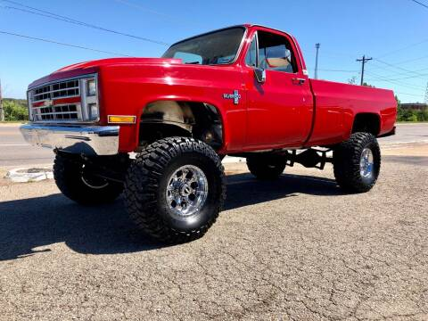 1986 Chevrolet C/K 10 Series for sale at Torque Motorsports in Rolla MO