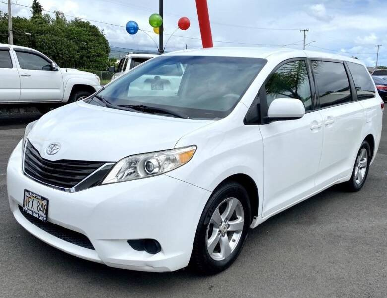 2011 Toyota Sienna for sale at PONO'S USED CARS in Hilo HI