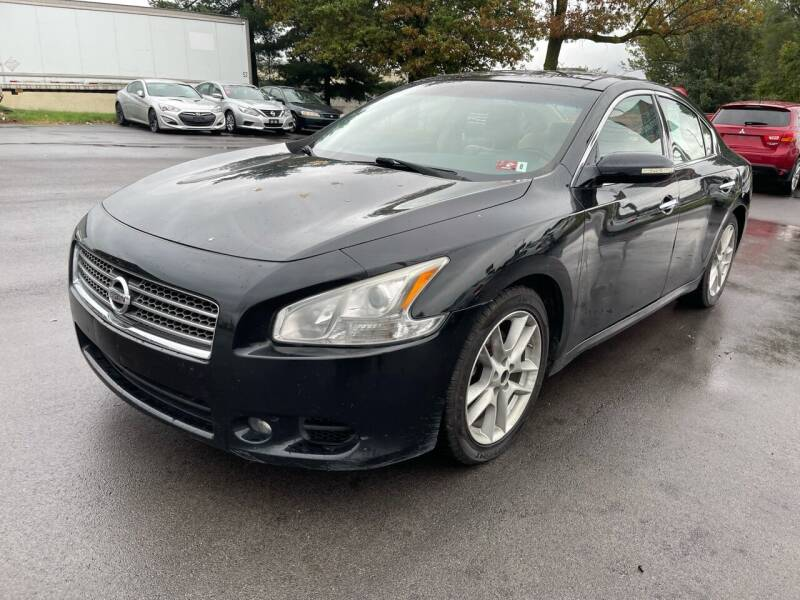 2010 Nissan Maxima for sale at Best Choice Auto Sales in Lexington KY