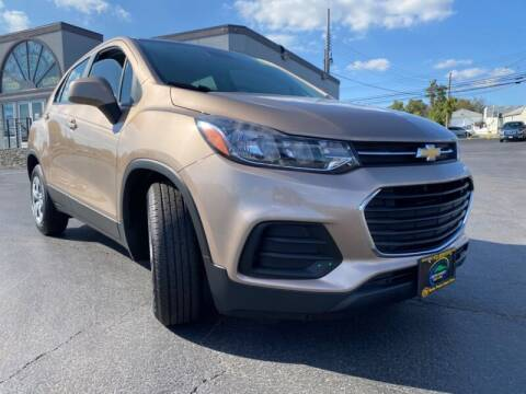 2018 Chevrolet Trax for sale at AUTO POINT USED CARS in Rosedale MD