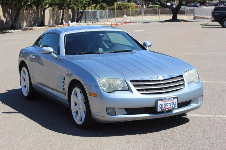 2004 Chrysler Crossfire for sale at Car 1234 inc in El Cajon CA