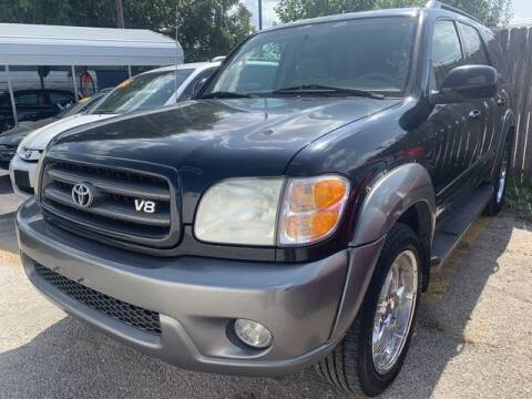 2004 Toyota Sequoia for sale at The Kar Store in Arlington TX