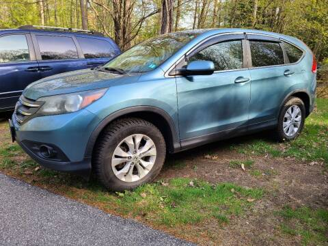 2013 Honda CR-V for sale at JR AUTO SALES in Candia NH