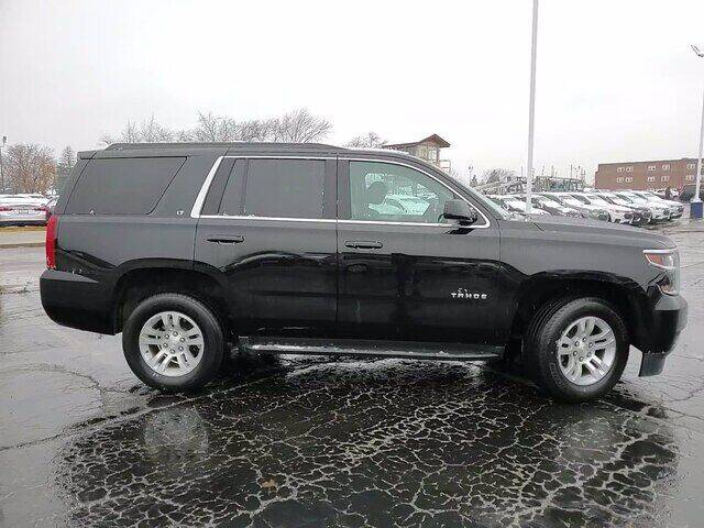 2019 Chevrolet Tahoe for sale at Hawk Chevrolet of Bridgeview in Bridgeview IL