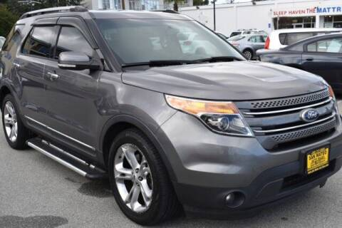 2013 Ford Explorer for sale at San Mateo Auto Sales in San Mateo CA