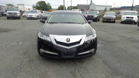 2010 Acura TL for sale at Merrimack Motors in Lawrence MA