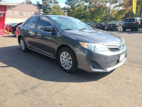 2013 Toyota Camry for sale at Universal Auto Sales in Salem OR