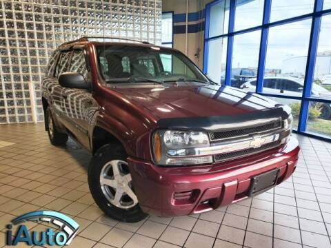 2004 Chevrolet TrailBlazer for sale at iAuto in Cincinnati OH