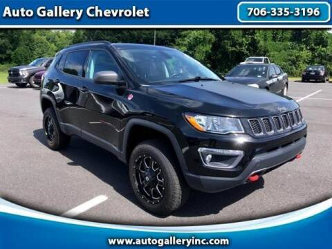 2018 Jeep Compass for sale at Auto Gallery Chevrolet in Commerce GA