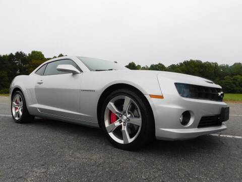 2012 Chevrolet Camaro for sale at Used Cars For Sale in Kernersville NC