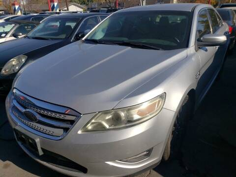 2011 Ford Taurus for sale at MCHENRY AUTO SALES in Modesto CA