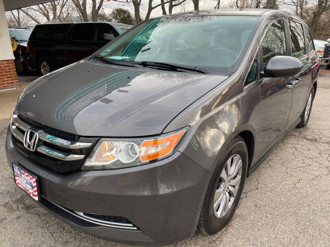 2016 Honda Odyssey for sale at New Wheels in Glendale Heights IL
