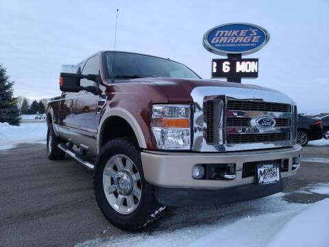 2008 Ford F-350 Super Duty for sale at Monkey Motors in Faribault MN