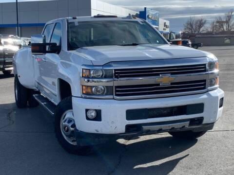 2015 Chevrolet Silverado 3500HD for sale at Rocky Mountain Commercial Trucks in Casper WY