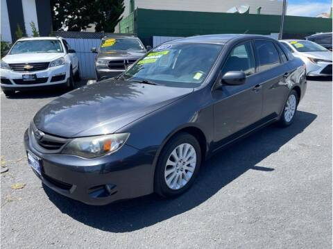 2011 Subaru Impreza for sale at AutoDeals in Daly City CA