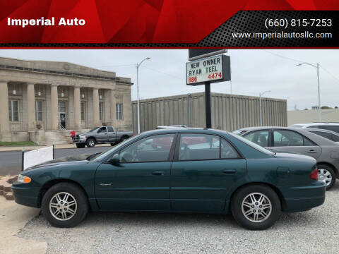 2001 Buick Regal for sale at Imperial Auto of Marshall in Marshall MO
