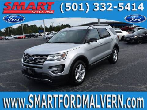 2017 Ford Explorer for sale at Smart Auto Sales of Benton in Benton AR