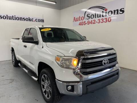 2014 Toyota Tundra for sale at Auto Solutions in Warr Acres OK